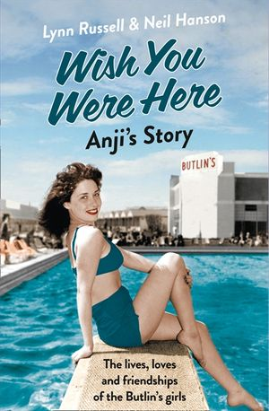 Anji's Story (Individual stories from WISH YOU WERE HERE!, Book 6) book image