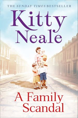 A Family Scandal book image