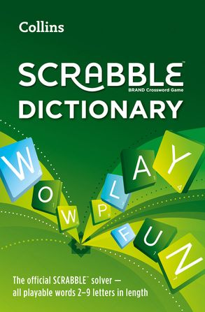 Cover image - Collins Scrabble Dictionary [Fourth Edition]