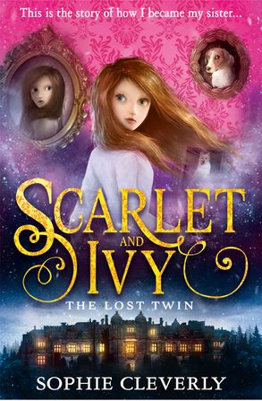 Cover image - Scarlet and Ivy (1) - The Lost Twin