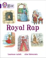 Royal Rap: Band 08/Purple (Collins Big Cat)