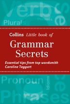 Grammar Secrets (Collins Little Books) Paperback  by Caroline Taggart