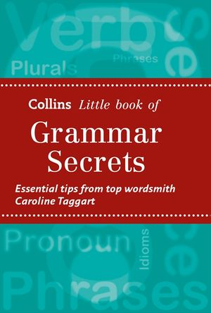 Grammar Secrets (Collins Little Books) book image