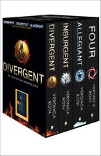 Divergent Series Box Set (Books 1-4, Plus World of Divergent) - Veronica Roth