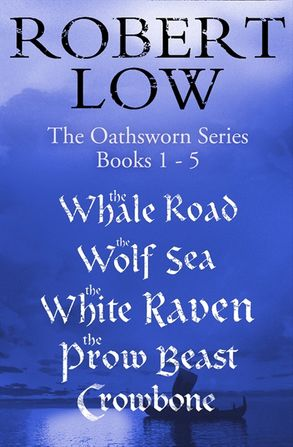 Cover image - The Oathsworn Series Books 1 to 5