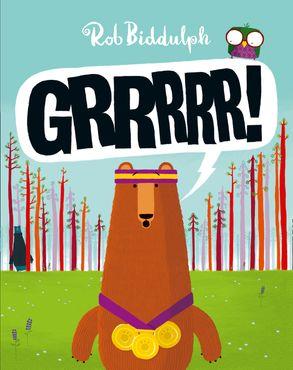 Cover image - Grrrrr!