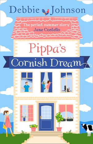 Pippa's Cornish Dream book image