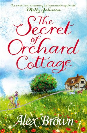 The Secret of Orchard Cottage book image