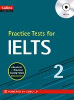 Practice Tests for IELTS 2 (Collins English for IELTS) Paperback  by