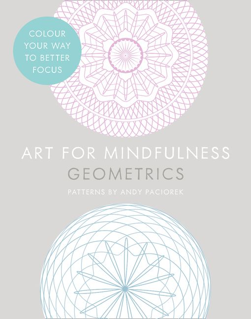 Art For Mindfulness Geometrics