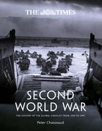 The Times Second World War: The history of the global conflict from 1939 to 1945 Hardcover  by Peter Chasseaud