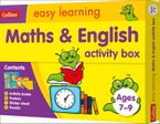 Maths and English Activity Box Ages 7-9 (Collins Easy Learning KS2)