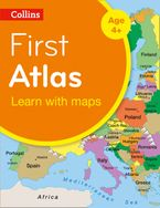 Collins First Atlas (Collins Primary Atlases) Paperback NED by Collins Kids