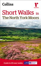 Short Walks in The North York Moors Paperback NED by Collins Maps