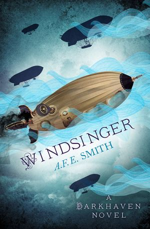 Windsinger (The Darkhaven Novels, Book 3) book image