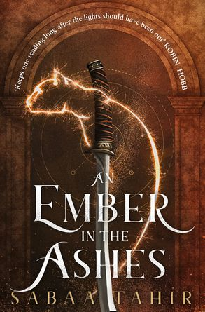 Cover image - An Ember in the Ashes