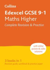 Edexcel GCSE Maths Higher All-in-One Revision and Practice (Collins GCSE 9-1 Revision)