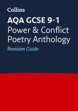 AQA GCSE Poetry Anthology: Power and Conflict Revision Guide (Collins GCSE 9-1 Revision)