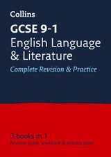 GCSE English Language and English Literature All-in-One Revision and Practice (Collins GCSE 9-1 Revision)