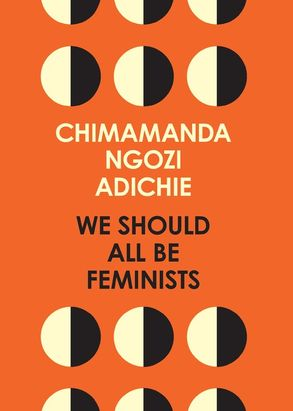 Cover image - We Should All Be Feminists