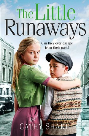The Little Runaways (Halfpenny Orphans, Book 2) book image