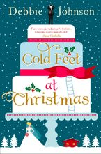 Cold Feet at Christmas Paperback  by Debbie Johnson