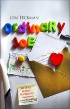 Ordinary Joe Paperback  by Jon Teckman