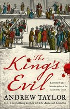 The King's Evil Hardcover  by Andrew Taylor