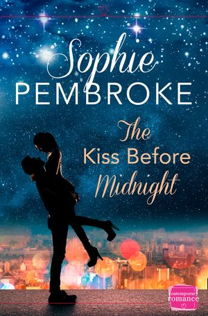 The Kiss Before Midnight: A Christmas Romance book image