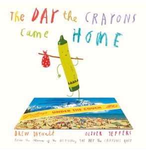 Cover image - The Day The Crayons Came Home