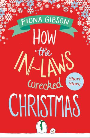 How the In-Laws Wrecked Christmas book image