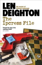 The Ipcress File Paperback  by Len Deighton