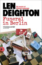 Funeral in Berlin Paperback  by Len Deighton