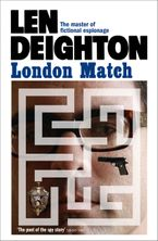 London Match Paperback  by Len Deighton