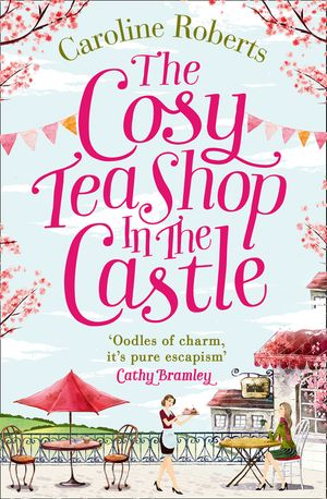 The Cosy Teashop in the Castle book image