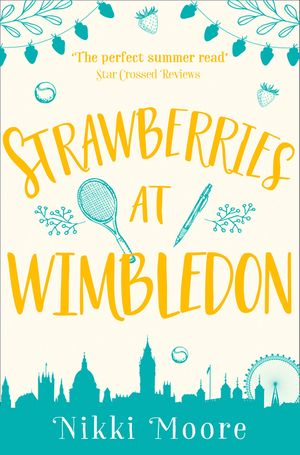 Strawberries at Wimbledon (A Short Story) (Love London Series) book image