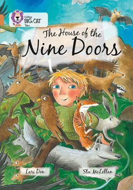 The House of the Nine Doors: Band 12/Copper (Collins Big Cat)
