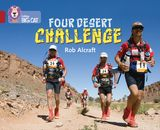 Four-Desert Challenge: Band 14/Ruby (Collins Big Cat)