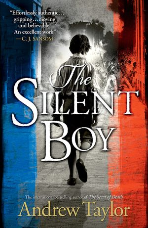 The Silent Boy book image
