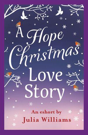 A Hope Christmas Love Story book image