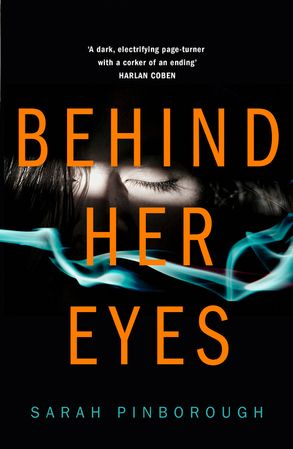 Cover image - Behind Her Eyes
