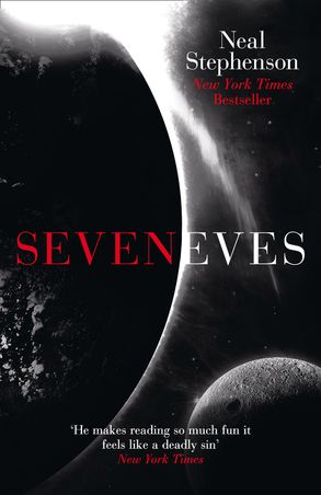 Cover image - Seveneves