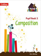Composition Year 5 Pupil Book (Treasure House) Paperback  by Chris Whitney