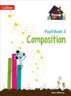 Composition Year 3 Pupil Book (Treasure House) Paperback  by Chris Whitney