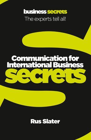Communication For International Business (Collins Business Secrets) book image
