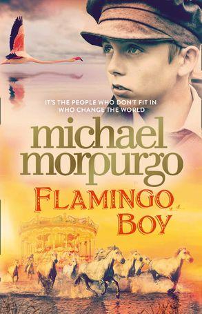 Cover image - Flamingo Boy