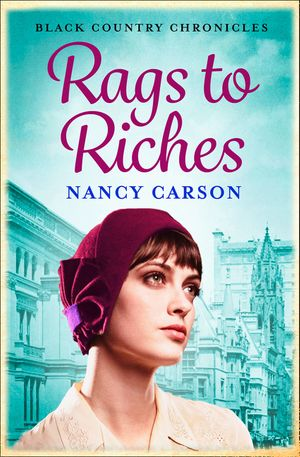 Rags to Riches book image