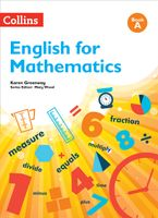 English for Mathematics: Book A Paperback  by Karen Greenway