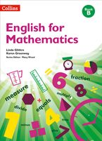 English for Mathematics: Book B Paperback  by Linda Glithro
