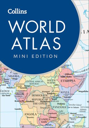 Collins world atlas mini edition 6th edition harper collins cover image collins world atlas mini edition 6th edition gumiabroncs Choice Image